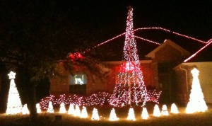 Whetstone Christmas Lights captivate Dallas residents
