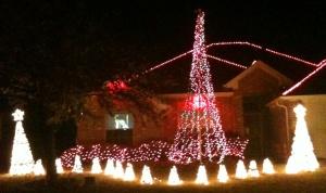 Whetstone Christmas Lights captivate Dallas residents